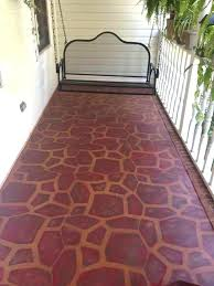 Concrete Patio Paint Paint Concrete Porch The Best Painting