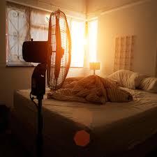 warum der ventilator nicht über nacht laufen sollte