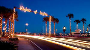 904 Happy Hour Article 2016 Nights of Lights In St Augustine