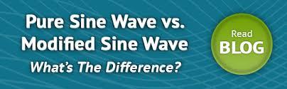 Pure Sine Wave Vs Modified Inverters
