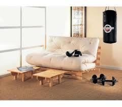 canapé lits canapé futon canape lit futon convertible 1 ou 2 places sirona
