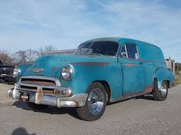 100 1952 Chevy Panel Truck Chevrolet Other Chevy Sedan Delivery These Are Car Bodies Not