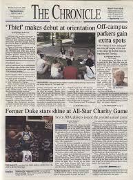 Oit Help Desk Duke by August 26 2002 By Duke Chronicle Print Archives Issuu