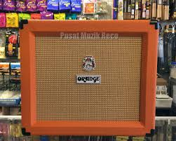 Empty 1x10 Guitar Cabinet by Orange Amp Malaysia Www Recomusic Com My Best Online Store In