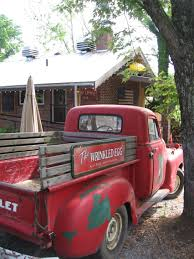 100 1950s Chevy Trucks Red Truck At Hubba Hubba Smokehouse Pickup Trucks