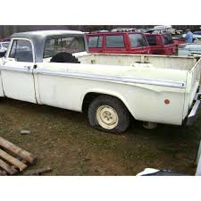 1969 Dodge Longbed Truck Parts (Call For Price Complete)