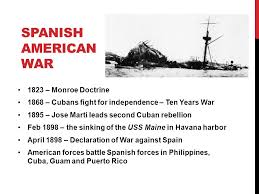 Sinking Of The Uss Maine Apush by On Becoming Filipino American Carlos Bulosan And The Manong