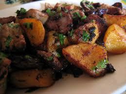 recette de cuisine portugaise facile tasca da elvira sauté de porc au cumin
