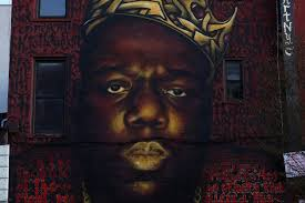 Big Ang Mural Petition by Brooklyn Building Owner To Keep Notorious B I G Mural In Bed Stuy