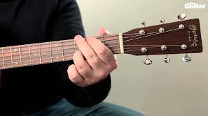 preli guitare a le guitar lesson rgt preliminary grade acoustic guitar part 2