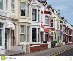 100 What Is A Terraced House Traditional English Stock Photo Image Of Terrace