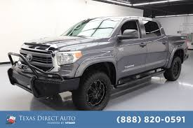 Toyota Tundra Trucks For Sale In Houston, TX 77002 - Autotrader Used 2011 Toyota Tundra 4wd Truck For Sale In Ordinary Va 231 New 2019 For Latham Ny Vin 5tfdy5f16kx779325 In Pueblo Co Riverdale Ut At Tony Divino Inventory Preowned 2016 Sr5 Crewmax 57l V8 6speed 2017 Limited 4d P3026a 2018 Stanleytown 5tfby5f18jx732013 Sold2004 Toyota Tundra Double Cab Limited 4x2 106k For Sale Call 2010 2wd Crew Cab Pickup Austin Tx Roswell Ga Overview Cargurus