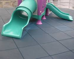 rubber outdoor playground matting knocks out all other surfaces