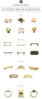 a roundup of our favorite brass hardware hardware studio and