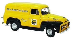 100 Napa Truck Parts 1953 International Panel Van Auto 125 Diecast Model Car