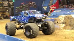 100 Monster Trucks Cleveland Jam Ohio 2019 Great Clips 2Wheel Skill