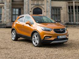 Opel Mokka X 2017 | Top Car Release 2019 2020