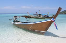 beautiful wooden boat the thailand longtail boat diy small