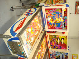 Pinball Looking For Vintage Machines