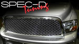 SPECDTUNING INSTALLATION VIDEO: 2009-UP DODGE RAM 1500 MESH GRILLE ... For 9402 Dodge Ram Diamond Mesh Front Upper Bumper Grille Guard 10 Modifications And Upgrades Every New Ram 1500 Owner Should Buy 0205 Hs Polished Stainless Spiderweb Insert Status Grill Custom Truck Accsories Pu All Models Billet 1 Pc Full Custcargrillscom Car Grills Mopar 5uq43rxfab Rebel 32018 Install New Grill In 2500 Laramie Youtube Steelcraft 502260 23500 02018 0305 3500 Black