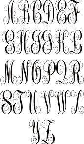 Different Letter Styles Alphabet Best 25 Fancy Letters Ideas