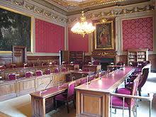 difference entre conseil d administration et bureau conseil d état wikipédia
