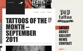 10 Beautifully Executed Font binations For The Web