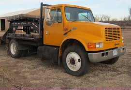 1996 International 4700 Flatbed Truck | Item I7160 | SOLD! A... 2000 Intertional 4700 24 Frame Cut To 10 And Moving Axle Used 1999 Dt466e Bucket Truck Diesel With Air Tow Trucks For Leiertional4700sacramento Caused Car 2002 Dump Fostree Refurbished Custom Ordered Armored Front Dump Trucks For Sale In Ia 2001 Lp Service Utility Sale The 2015 Daytona Turkey Run Photo Image Gallery 57 Yard Youtube Hvytruckdealerscom Medium Listings For Sale