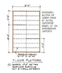 8x12 Storage Shed Blueprints by 8 12 Clerestory Shed Plans U0026 Blueprints For Storage Shed