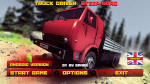 Truck Driver Steep Road Download