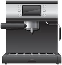 Coffee Machine PNG Clipart