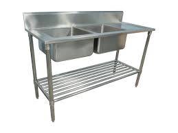 Stainless Steel Utility Sink With Right Drainboard by Pot And Dish Sinks How To Buy The Right One For Your Restaurant