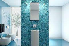 badezimmer mit mosaikfliesen bilder hause deko ideen