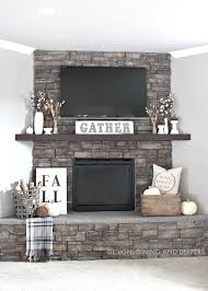 Superb Home Rustic Decor Fall Mantel Design Dining Diapers Country DesignHome