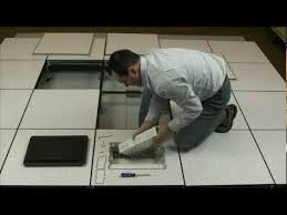 wiremold how to remove or install evolution floor box modules