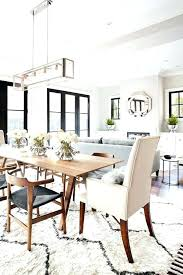 What Size Chandelier For Dining Room Great Lighting Large Of Dinning Home
