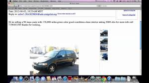 Craigslist Colorado Springs CO - Used Cars And Trucks For Sale By ...