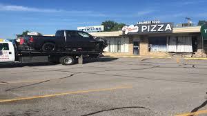 100 Food Trucks Tulsa Truck Crashes Into South Restaurant No One Hurt