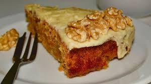 carrot cake rezept vegane variante des klassischen desserts