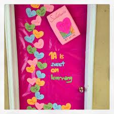 Halloween Classroom Door Decorations Pinterest by Decorate Door For Valentine Valentines Day Door