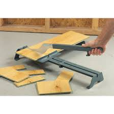 Glass Tile Nippers Menards by Flooring Laminate Flooring Cutter To Help You Easy Install Of
