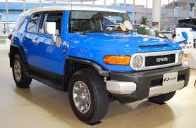 Toyota FJ Cruiser - Wikipedia Bahasa Indonesia, Ensiklopedia Bebas