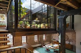 Converted Homes Put Traditional Design To Shame Former 19th Century Industrial Warehouse Converted Into Modern Best 25 Loft Office Ideas On Pinterest Space 14 Best Portable Images Design Homes And Stunning Homes Ideas Amazing House Decorating Melbourne Architects Upcycle 1960s Into Stunning Energy Kitchen Ceiling Tropical Home Elevation Designs Empty Striking Family In Sky Ranch Warehouse Living Room Design Building Fniture Astounding Apartments Nyc Photos Idea Home The Loft Download Tercine
