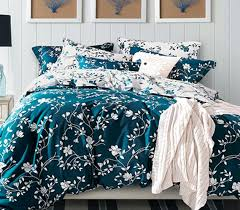 moxie vines teal and white twin xl comforter twin comforter