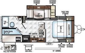 R Pod Camper Floor Plans by Rvs Cheyenne Camping Center