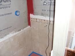 nivano bathroom remodel project