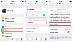 How to Backup iPhone WhatsApp Messages