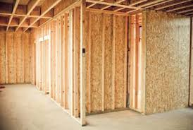 Ceiling Joist Spacing For Gyprock by How To Add A Wall Between A Ceiling Joist Home Guides Sf Gate