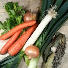 de légumes pour pot au feu