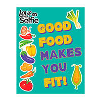 Good Food Makes You Fit